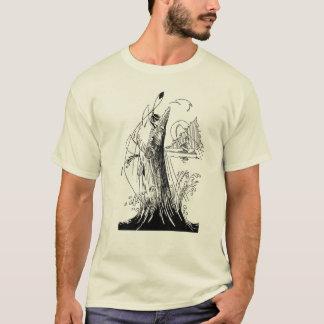 Camiseta de la estocada de Muskie