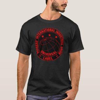 Camiseta de la etiqueta de WIIU