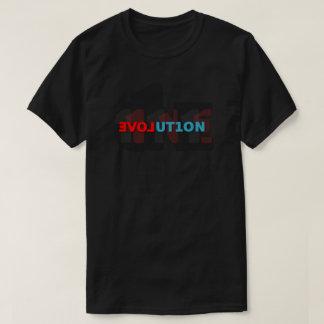 Camiseta de la evolución del amor del 11:11