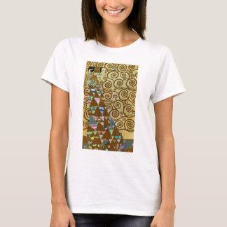 Camiseta de la expectativa de Gustavo Klimt