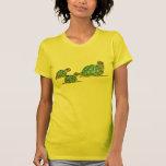 Camiseta de la familia de la tortuga