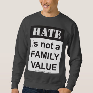 Camiseta de la familia sudadera con capucha