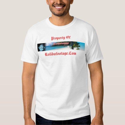 Camiseta de la fan de Rolldafootge Poleras