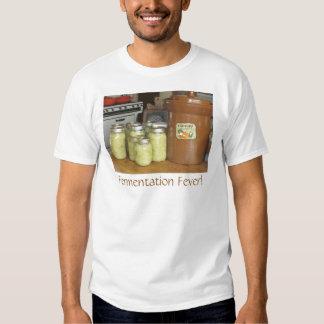 Camiseta de la fermentación camisas