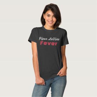Camiseta de la fiebre de LeVine del gaitero Camisas