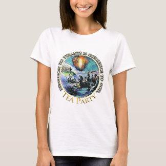 Camiseta de la fiesta del té de Glenn Beck