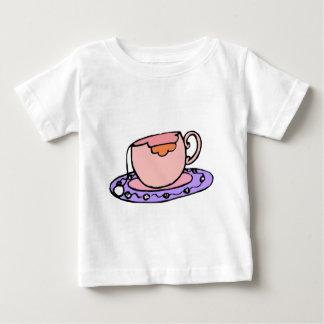 Camiseta de la fiesta del té poleras