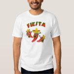 Camiseta de la fiesta playera