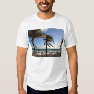 Camiseta de la Florida del Fort Lauderdale Poleras