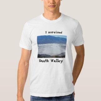 Camiseta de la foto de Death Valley Camisas