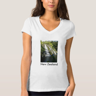 Camiseta de la foto de Nueva Zelanda Poleras