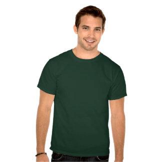 Camiseta de la foto del vigilante de la garza