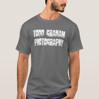 Camiseta de la fotografía del TG (modelo)