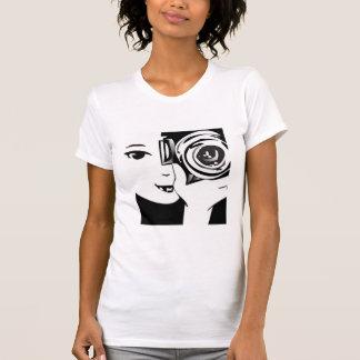 Camiseta de la fotografía playeras