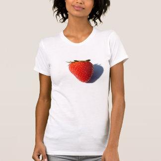 Camiseta de la fresa
