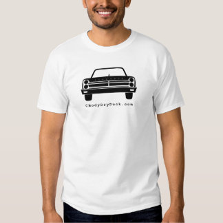 Camiseta de la furia 65 camisas