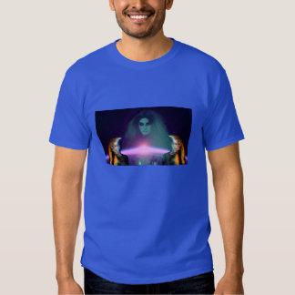Camiseta de la galaxia de Bélgica Solanas Playera