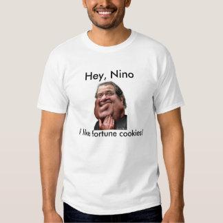 Camiseta de la galleta de la suerte de Scalia Camisas