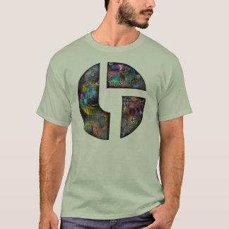 Camiseta de la galleta del disco