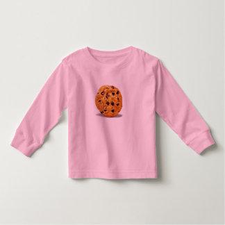 Camiseta de la galleta del niño