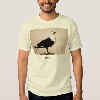 Camiseta de la gaviota remera