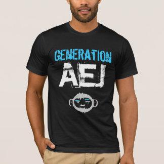 Camiseta de la generación AEJ \