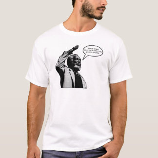 """Camiseta de la """"gente blanca"""" de Dick Gregory"""