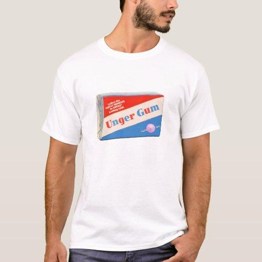 Camiseta de la goma de Unger