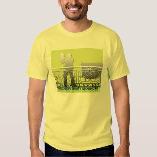 Camiseta de la gorila del bebé de Beecher Remeras