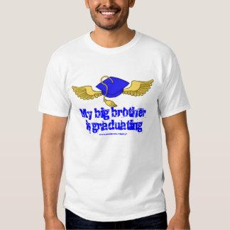 Camiseta de la graduación camisas