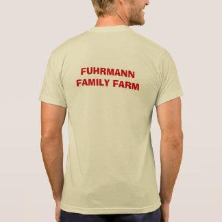 Camiseta de la granja de la familia del Los Cabros Playera