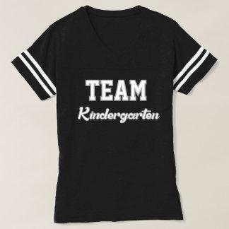 Camiseta de la guardería del equipo camisas
