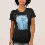 Camiseta de la hada del Aquamarine de Birthstones