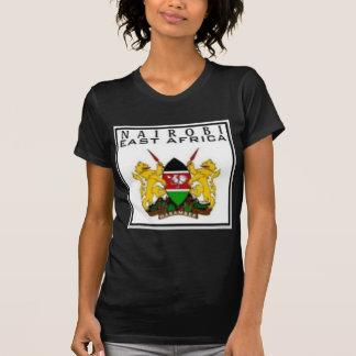 Camiseta de la hembra de #1 Kenia Remera