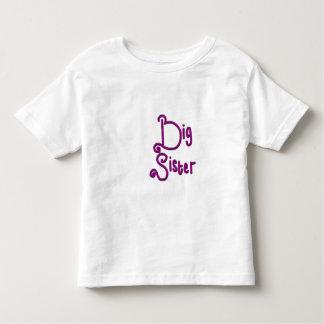 Camiseta de la hermana grande remeras