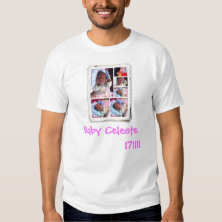 Camiseta de la hija y de la esposa remera
