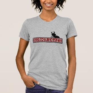 Camiseta de la hormiga del pixel de las mujeres playera