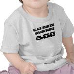 Camiseta de la hornilla 500 de la caloría