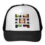 Camiseta de la imagen de la teja gorra