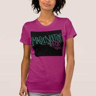 Camiseta de la imaginación