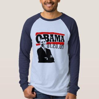 Camiseta de la inauguración de Obama Remera