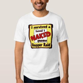 Camiseta de la incursión de Hogger Remera