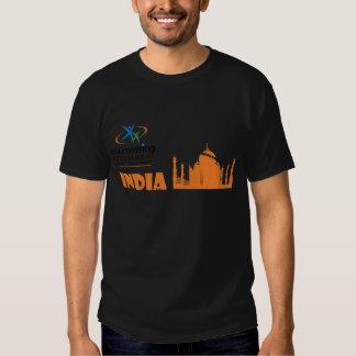 Camiseta de la India - ofrecerse voluntariamente Playeras