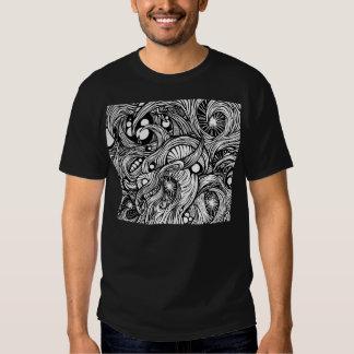 camiseta de la infección polera
