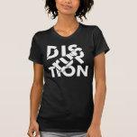 camiseta de la interrupción