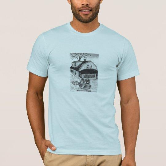 Camiseta de la inundación