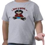 Camiseta de la invitación del embarazo de la herma