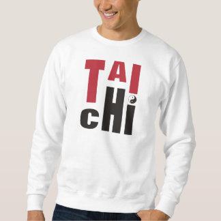 Camiseta de la ji del Tai Suéter