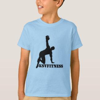 Camiseta de la juventud con el logotipo de la