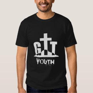 Camiseta de la juventud de GTT Poleras